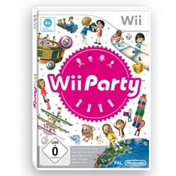 Nintendo - Wii - Party