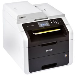 Brother MFC-9142CDN (Farblaserdrucker, Scanner, Kopierer, Fax)