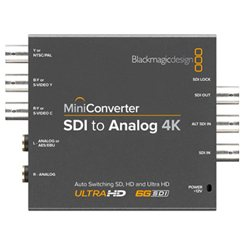 Blackmagic Minikonverter SDI zu Analog