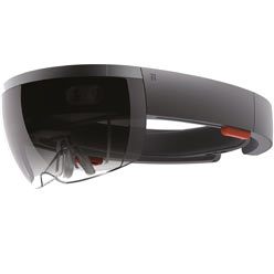 Microsoft HoloLens AR-Brille Development Edition