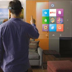 Microsoft HoloLens ab 39,20 € pro Tag mieten