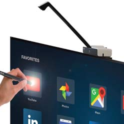 Touchjet WAVE Lily TV Tablet System